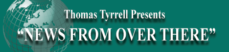Thomas Tyrrell Presents Blog